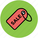 discount, hanging, label, sale, sale tag, shopping, tag icon