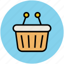 basket, online shopping, purchasing, shop, shopping, shopping basket, shopping mall icon