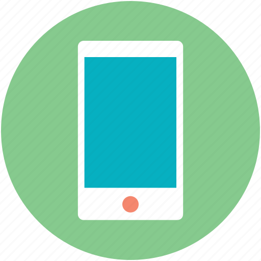 cell phone, cellular phone, handset, mobile, phone, smartphone icon