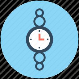 hand watch, timer, watch, woman watch, wrist watch icon