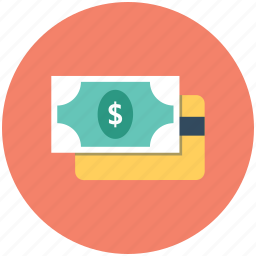 bank card, banknote, credit card, currency note, money icon
