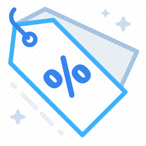 commerce, coupon, discount, price, sale, shopping, tag icon