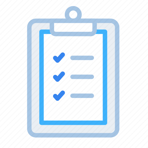check list, commerce, list, orders, shopping icon