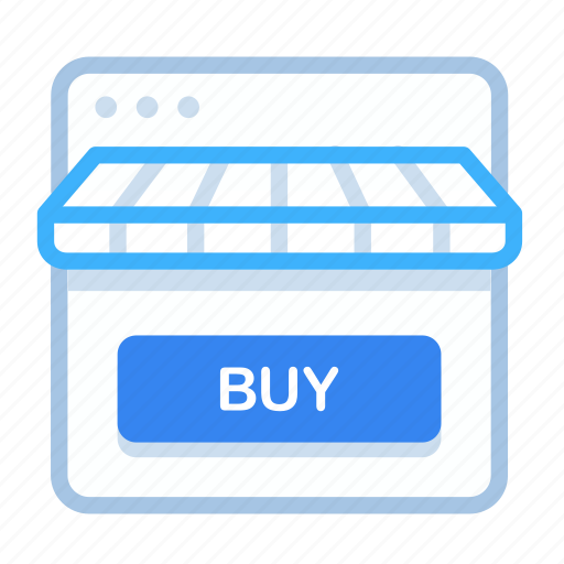 commerce, online, shop, shopping, store, web icon