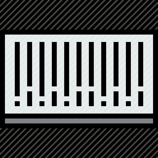 barcode, commerce, market, sale, shop icon