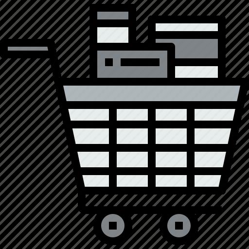 cart, commerce, market, sale, shop, shopping icon