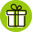 box, celebration, e-commerce, gift, present, shopping, surprise icon