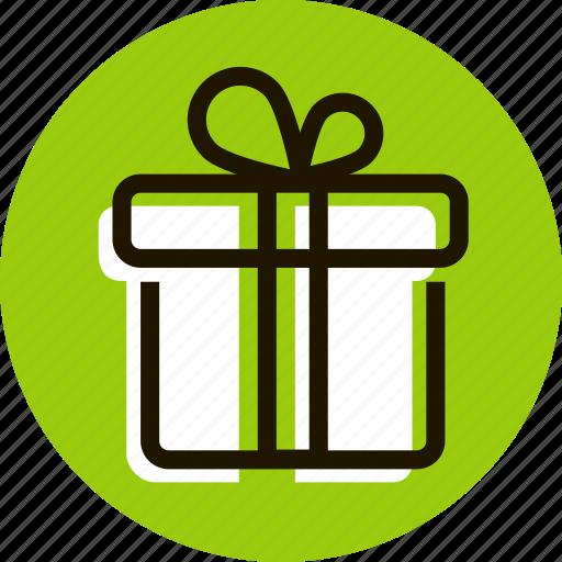 box, celebration, e-commerce, gift, present, shopping, surprise icon