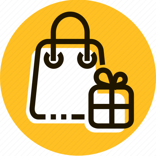 box, celebration, e-commerce, gift, package, present, shopping icon