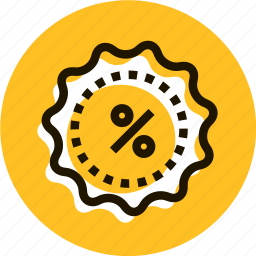 benefit, diskount, label, price, profit, sale, shopping icon