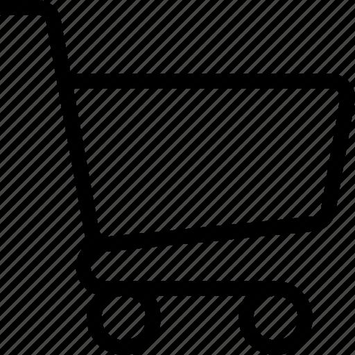 buy, cart, shop, shopping, shopping cart, trolley icon