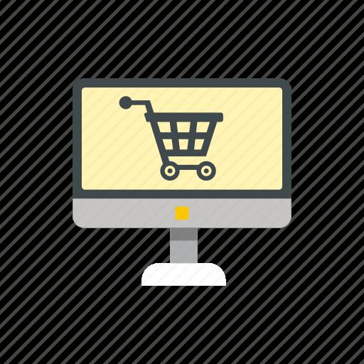buy, cart, internet, online, sale, shop, store icon