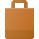 bag, buy, market, paper, shop, shopping icon