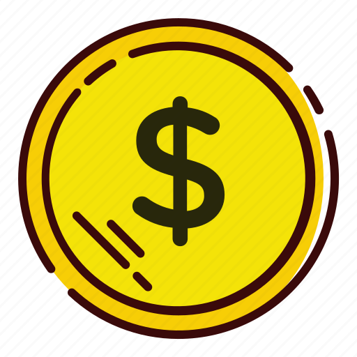 cheap, coin, gold, payment, shopping icon