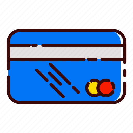 bank, buy, card, credit, payment, shopping icon