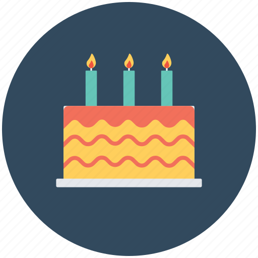anniversary cake, bakery food, birthday cake, cake, celebration icon