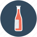 bottle, champagne, alcohol, drink bottle, wine icon