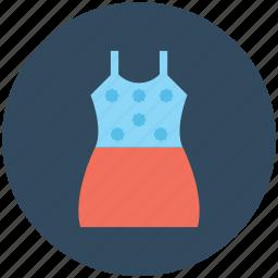 fashion, lady garment, lady suit, long blouse, women garment icon