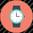hand watch, fashion, watch, timer, wrist watch icon