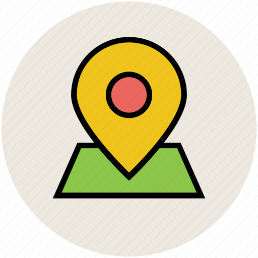 gps, location, locator, map, map pin, navigation, navigational icon