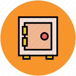 locker, protection, safe, secure, vault icon
