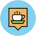 coffee, coffee cup, cup, drink, hot coffee, hot tea, tea icon