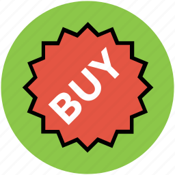 buy now, buy now tag, offer, purchasing, sale, shopping, sticker icon