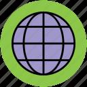 earth, global, globe, international, worldwide icon