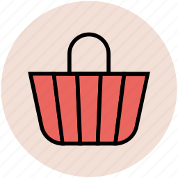 basket, online shopping, purchasing, shopping, shopping basket icon
