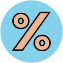 discount, discount offer, offer, online shopping, percent, shopping icon