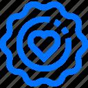 award, favorite, like, love, medal, shopping, stamp icon