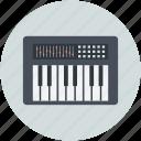 musical keyboard, musical instrument, piano keyboard, electronic piano, piano keys