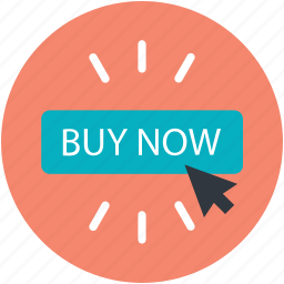 buy now, cursor, ecommerce, loading sign, online shop, online shopping icon
