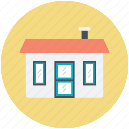 home, house, hut, shack, villa icon