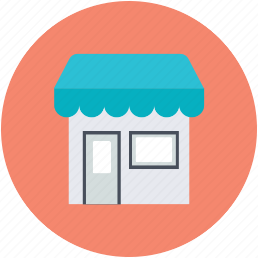 Booth, food stand, kiosk, stall, street shop icon - Download on Iconfinder