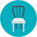 chair, desk chair, dining chair, furniture, seat