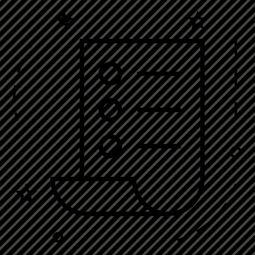 list, market, mobile, shop, shopping, store icon