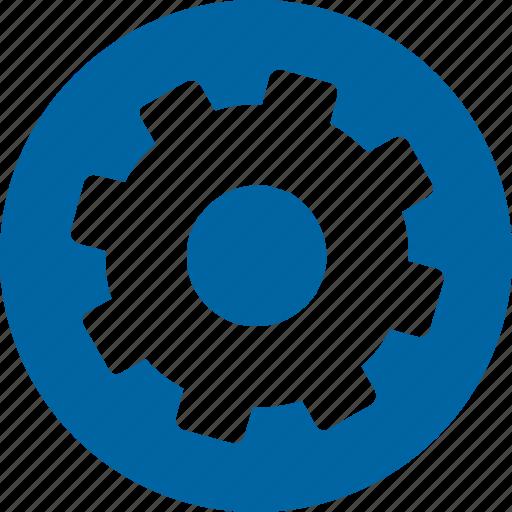 cog, cogwheel, gear, options, preferences, setting icon