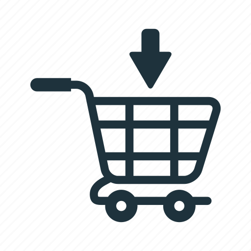 buy, cart, order, purchase, shopping, shopping cart icon