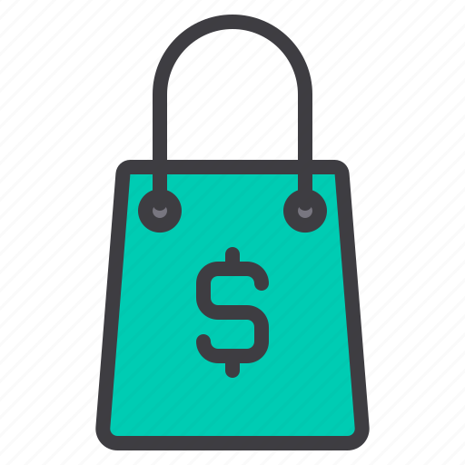 bag, commerce, sale, shopping, store icon