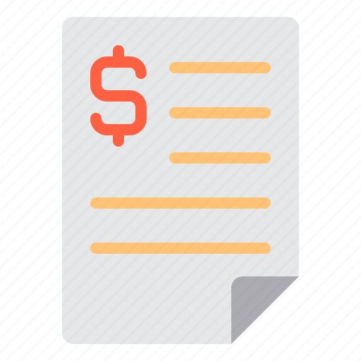 commerce, invoice, sale, shopping, store icon
