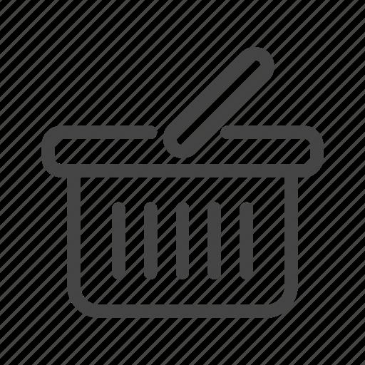 basket, buy, cart, online, shop, shopping, store icon
