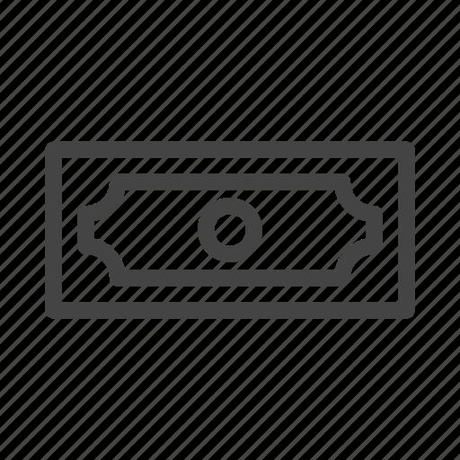 bill, cash, finance, money, payment, shop, shopping icon