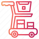 cart, market, shop, shopping icon