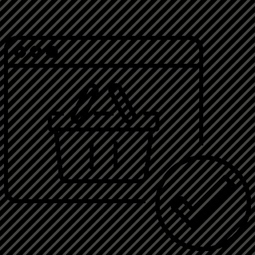 Buy, online, order, sold icon - Download on Iconfinder