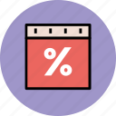 discount, discount coupon, discount voucher, label, offer, percentage icon