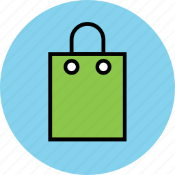 grocery bag, hand bag, reusable bag, shopper, shopping, shopping bag, tote bag icon