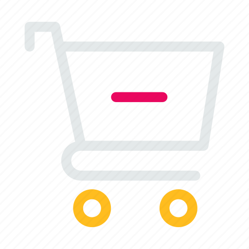 Bag, ecommerce, hand, remove, shop, shopping icon - Download on Iconfinder