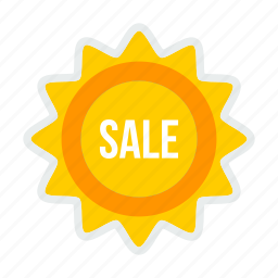 off, offer, online, sale, shop, shopping, sticker icon