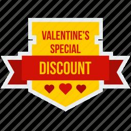 day, discount, offer, sale, shop, valentine, valentines icon